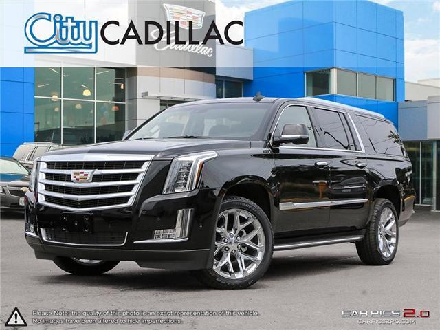 2018 Cadillac Escalade ESV Luxury (Stk: 2848199) in Toronto - Image 1 of 27
