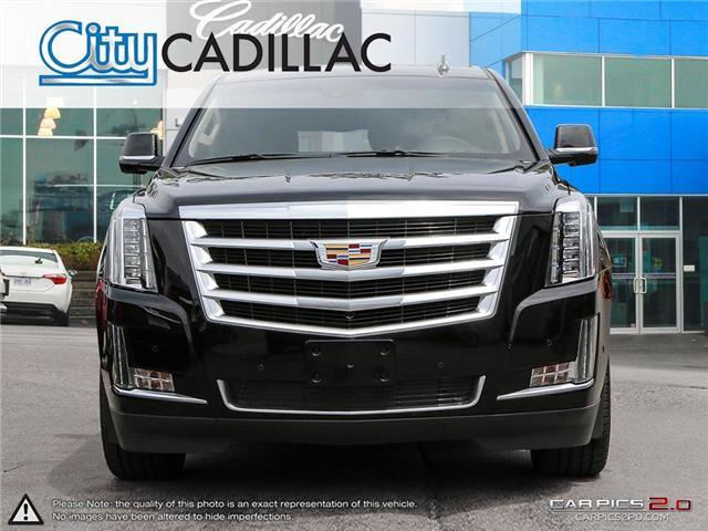 2018 Cadillac Escalade ESV Luxury (Stk: 2848199) in Toronto - Image 2 of 27