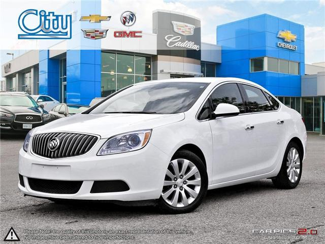 2014 Buick Verano Base (Stk: R11975) in Toronto - Image 1 of 27