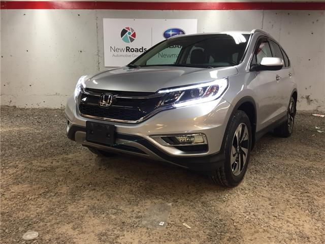 2015 Honda CR-V Touring (Stk: S18396A) in Newmarket - Image 1 of 15