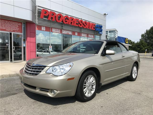 2008 Chrysler Sebring Touring (Stk: 8N616071T) in Sarnia - Image 1 of 16