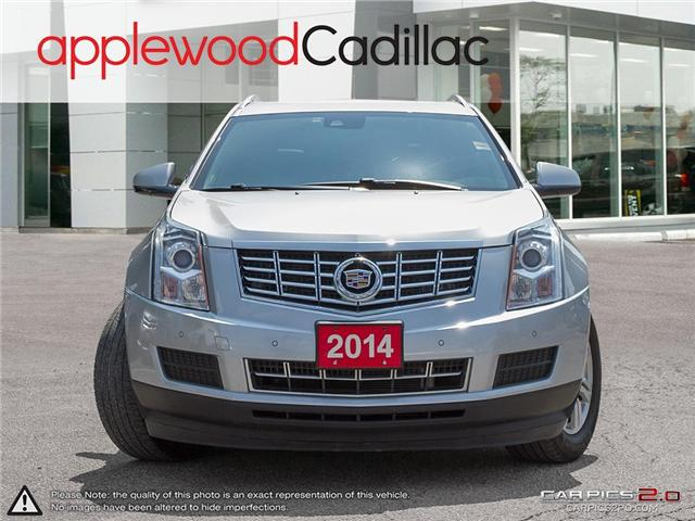 2014 Cadillac SRX Luxury (Stk: 5871P) in Mississauga - Image 2 of 27