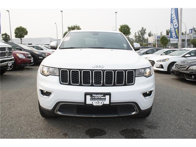 2017 Jeep Grand Cherokee Limited (Stk: AB0734A) in Abbotsford - Image 2 of 27