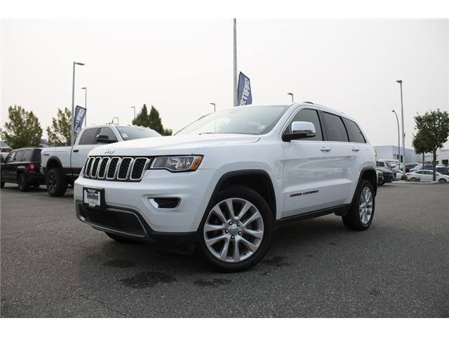 2017 Jeep Grand Cherokee Limited (Stk: AB0734A) in Abbotsford - Image 3 of 27