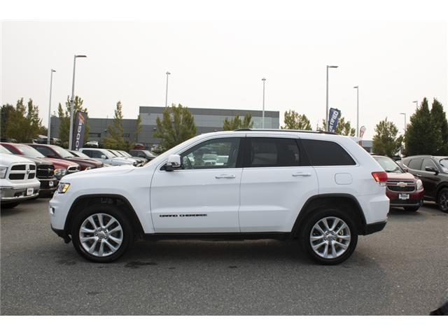 2017 Jeep Grand Cherokee Limited (Stk: AB0734A) in Abbotsford - Image 4 of 27