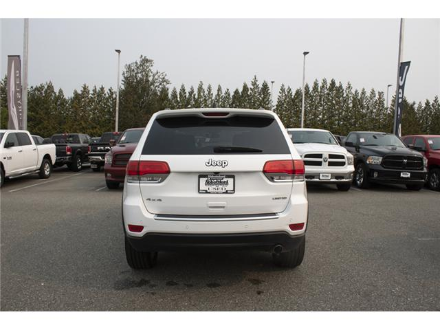 2017 Jeep Grand Cherokee Limited (Stk: AB0734A) in Abbotsford - Image 6 of 27