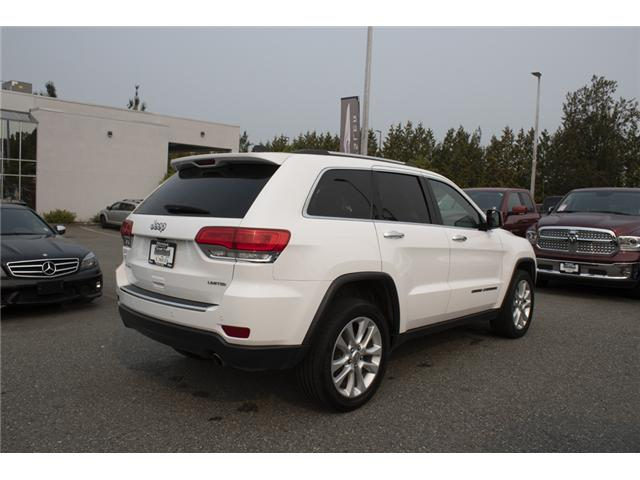 2017 Jeep Grand Cherokee Limited (Stk: AB0734A) in Abbotsford - Image 7 of 27