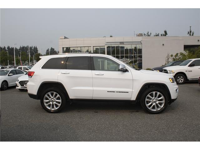 2017 Jeep Grand Cherokee Limited (Stk: AB0734A) in Abbotsford - Image 8 of 27