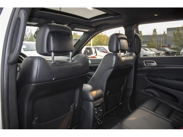 2017 Jeep Grand Cherokee Limited (Stk: AB0734A) in Abbotsford - Image 15 of 27