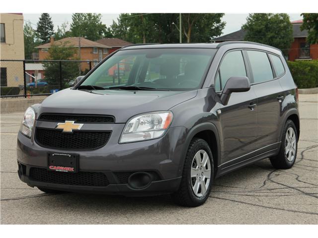 2012 Chevrolet Orlando LS (Stk: 1808366) in Waterloo - Image 1 of 24