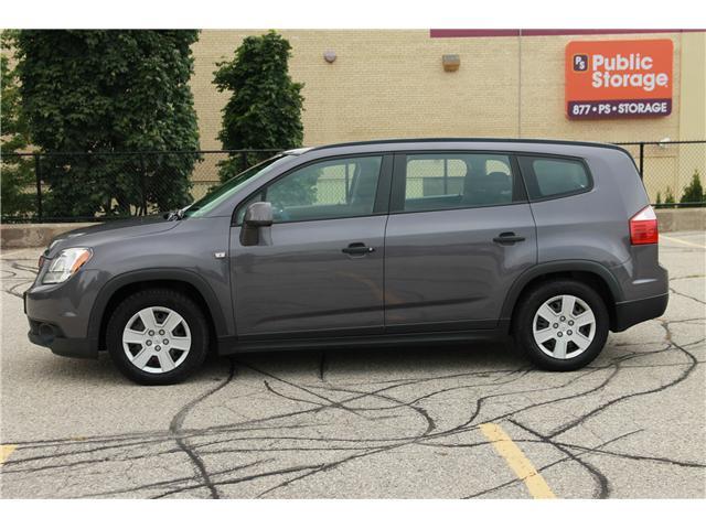 2012 Chevrolet Orlando LS (Stk: 1808366) in Waterloo - Image 2 of 24