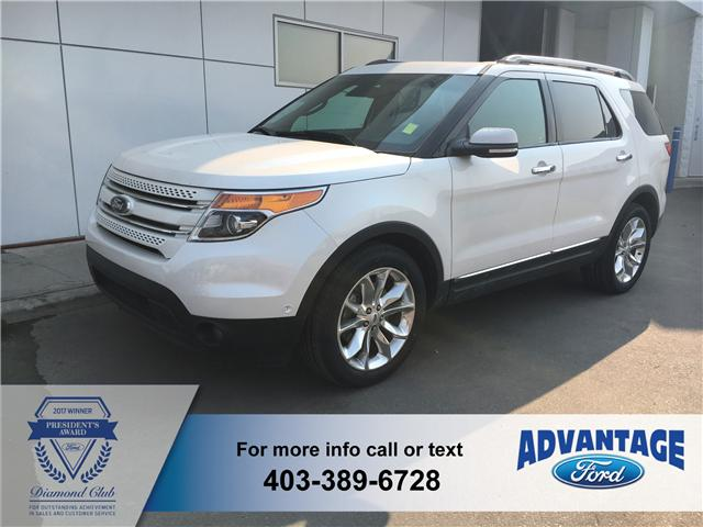 2015 Ford Explorer Limited (Stk: J-948A) in Calgary - Image 1 of 21