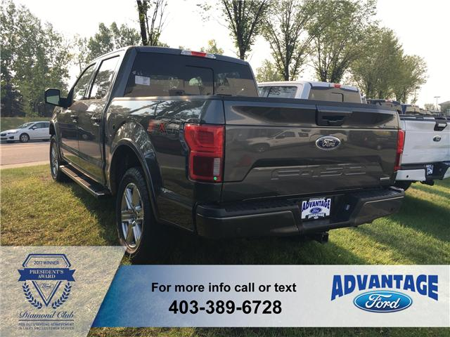 2018 Ford F-150 Lariat (Stk: J-1287) in Calgary - Image 2 of 4