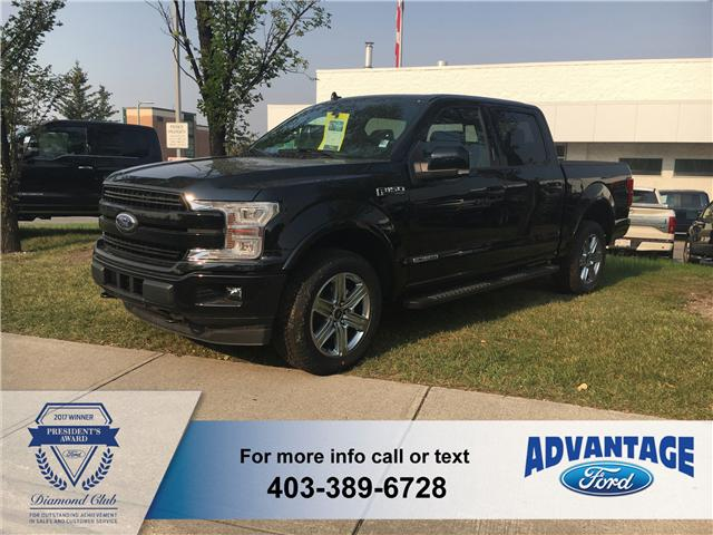 2018 Ford F-150 Lariat (Stk: J-1393) in Calgary - Image 1 of 6