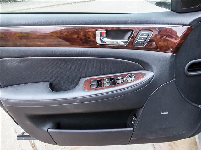2010 Hyundai Genesis  (Stk: U05972) in Toronto - Image 8 of 26