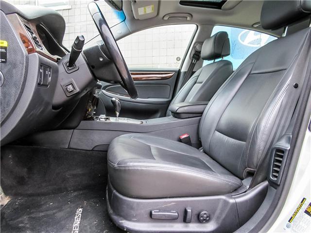2010 Hyundai Genesis  (Stk: U05972) in Toronto - Image 10 of 26