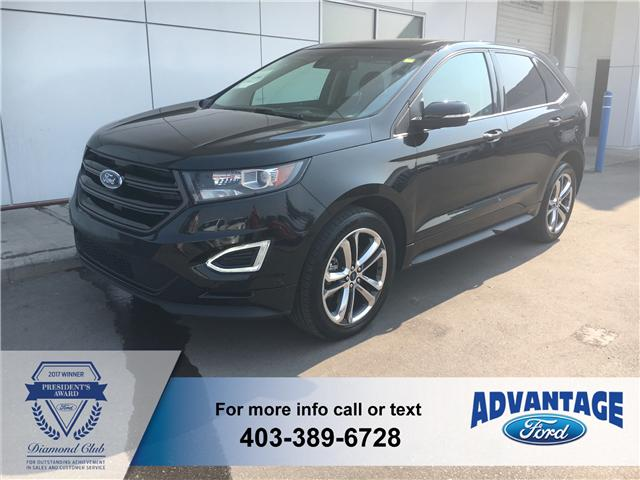 2015 Ford Edge Sport (Stk: J-1785A) in Calgary - Image 1 of 18
