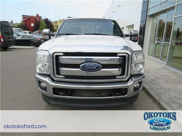 2014 Ford F-350 Lariat (Stk: JK-172A) in Okotoks - Image 2 of 21