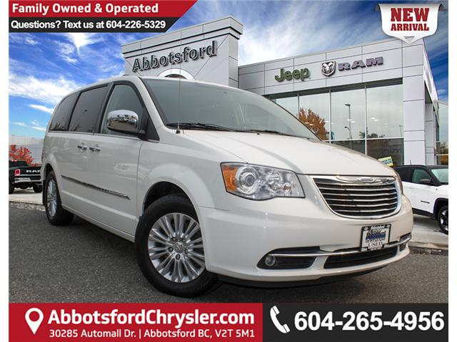 2013 Chrysler Town & Country Limited (Stk: AG0811) in Abbotsford - Image 1 of 29