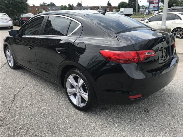 2013 Acura ILX Base (Stk: ) in Concord - Image 6 of 18