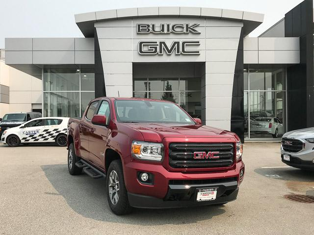 2018 GMC Canyon SLT (Stk: 8CN14710) in North Vancouver - Image 2 of 7
