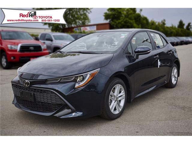 2019 Toyota Corolla Hatchback Base (Stk: 19076) in Hamilton - Image 1 of 15