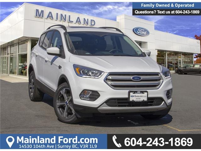2018 Ford Escape SEL (Stk: 8ES3421) in Surrey - Image 1 of 27