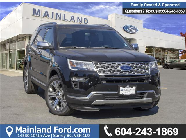 2018 Ford Explorer Platinum (Stk: 8EX0175) in Surrey - Image 26 of 26