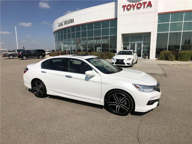 2016 Honda Accord  (Stk: 2801331A) in Calgary - Image 1 of 18