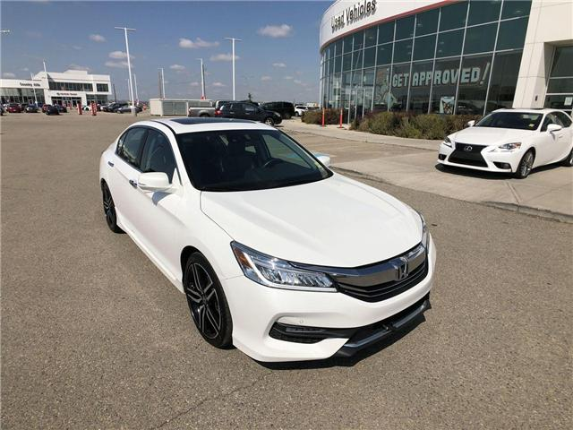 2016 Honda Accord  (Stk: 2801331A) in Calgary - Image 2 of 18