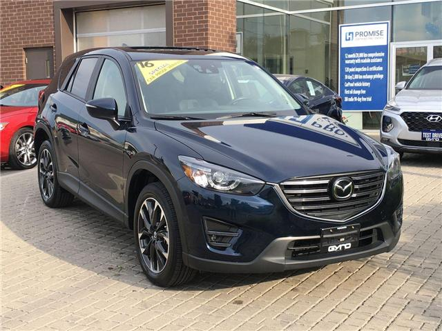 2016 Mazda CX-5 GT (Stk: 27933A) in East York - Image 1 of 30