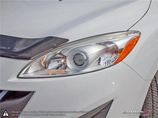 2013 Mazda Mazda5 GT (Stk: 27797) in Georgetown - Image 10 of 27