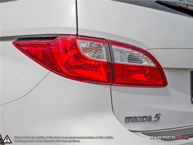 2013 Mazda Mazda5 GT (Stk: 27797) in Georgetown - Image 12 of 27