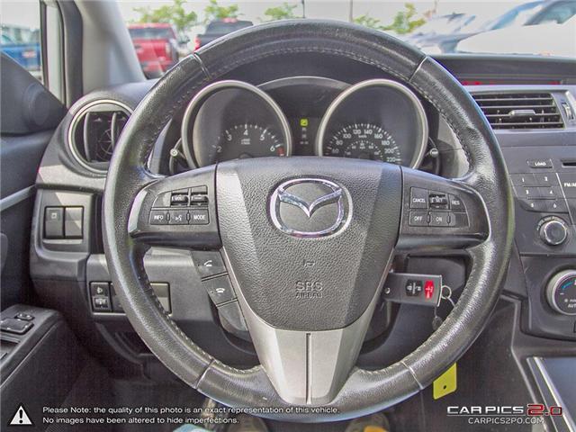 2013 Mazda Mazda5 GT (Stk: 27797) in Georgetown - Image 14 of 27