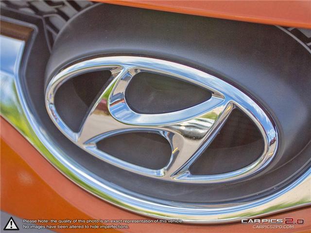 2015 Hyundai Veloster  (Stk: 27663) in Georgetown - Image 9 of 27