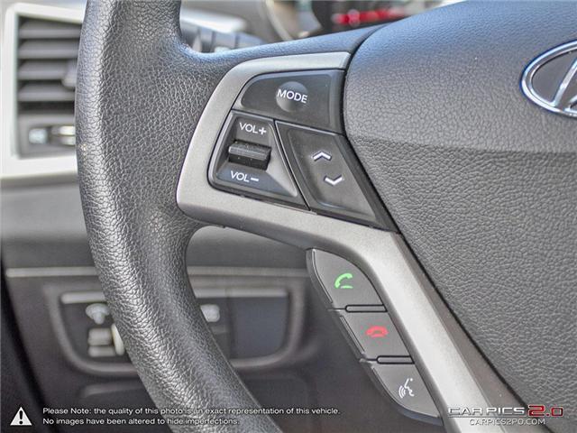 2015 Hyundai Veloster  (Stk: 27663) in Georgetown - Image 16 of 27