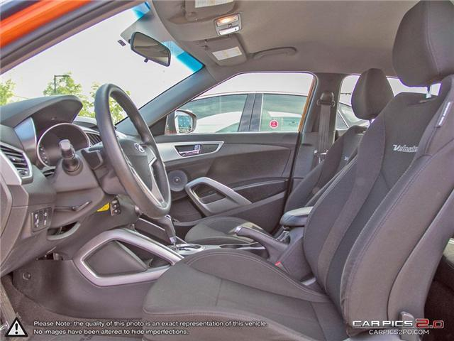 2015 Hyundai Veloster  (Stk: 27663) in Georgetown - Image 20 of 27