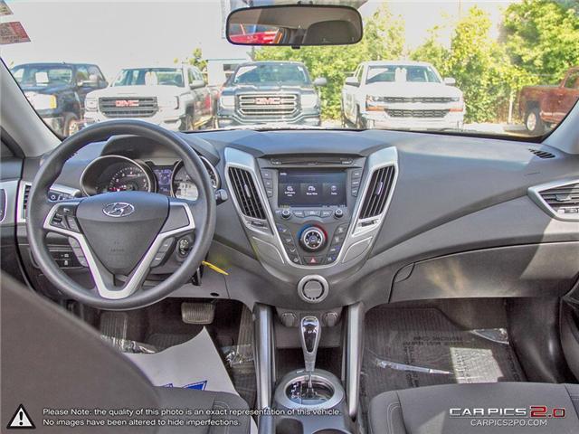 2015 Hyundai Veloster  (Stk: 27663) in Georgetown - Image 21 of 27