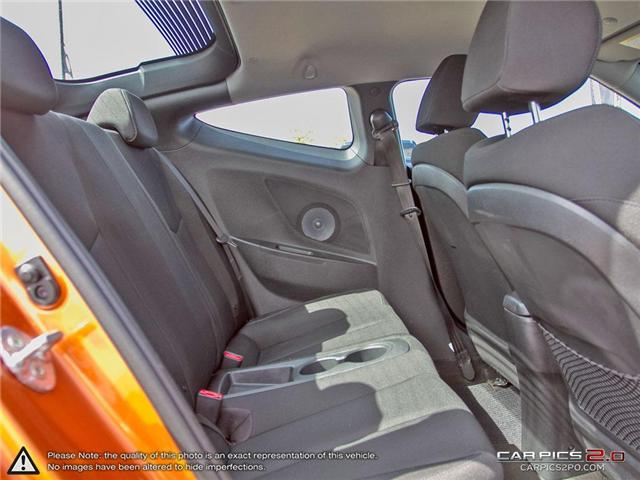 2015 Hyundai Veloster  (Stk: 27663) in Georgetown - Image 25 of 27