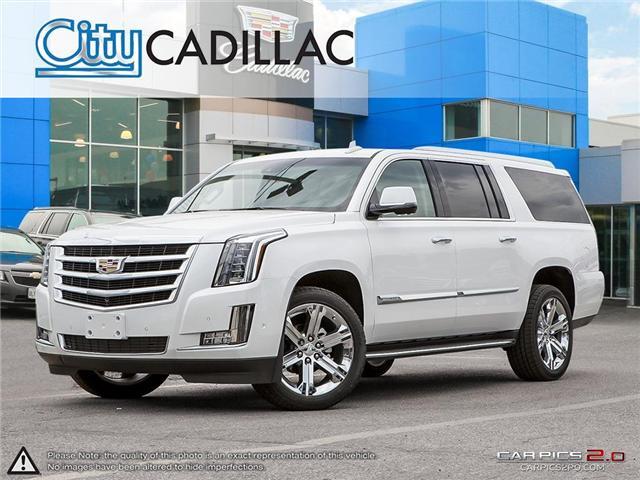 2018 Cadillac Escalade ESV Luxury (Stk: 2855459) in Toronto - Image 1 of 27