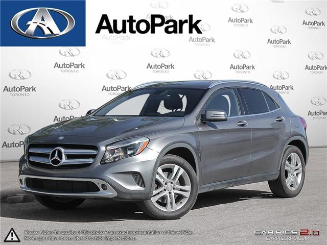 2015 Mercedes-Benz GLA-Class Base (Stk: 15-96563SR) in Toronto - Image 1 of 27