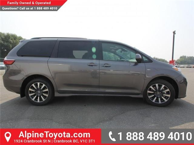 2018 Toyota Sienna LE 7-Passenger (Stk: S207195) in Cranbrook - Image 5 of 16