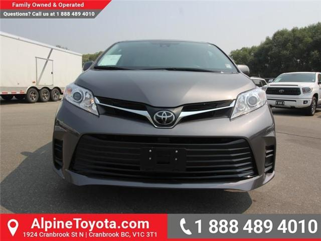 2018 Toyota Sienna LE 7-Passenger (Stk: S207195) in Cranbrook - Image 7 of 16