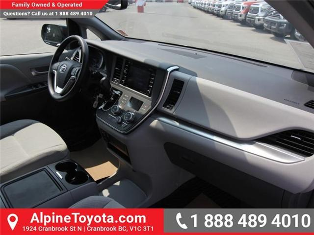 2018 Toyota Sienna LE 7-Passenger (Stk: S207195) in Cranbrook - Image 10 of 16