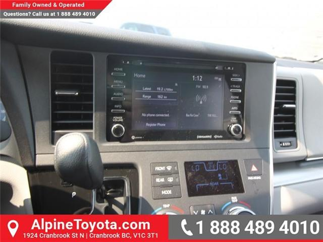 2018 Toyota Sienna LE 7-Passenger (Stk: S207195) in Cranbrook - Image 12 of 16