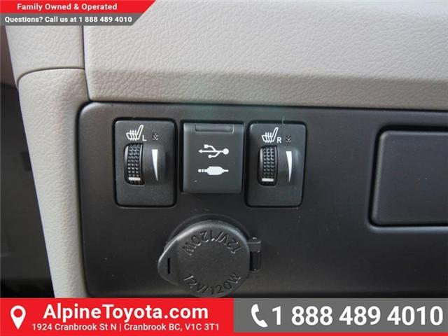 2018 Toyota Sienna LE 7-Passenger (Stk: S207195) in Cranbrook - Image 13 of 16