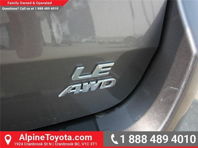 2018 Toyota Sienna LE 7-Passenger (Stk: S207195) in Cranbrook - Image 16 of 16