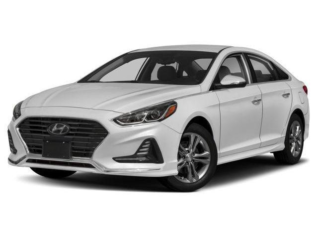 2018 Hyundai Sonata  (Stk: 725764) in Milton - Image 1 of 9