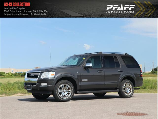 2007 Ford Explorer Limited (Stk: U8470A) in London - Image 1 of 25