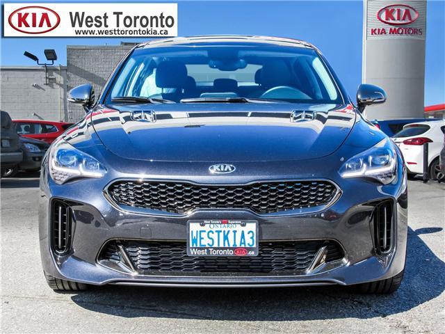 2018 Kia Stinger GT (Stk: 18258) in Toronto - Image 2 of 28